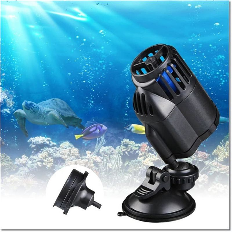 Pompa Ombak Aquarium Pump Pompa Air Ombak Akuarium Wave Maker Pump 6W