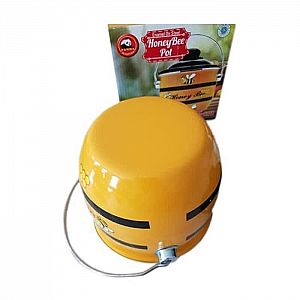 Panci Honey Bee Pot 16 cm Panci Honey Pot / Maspion Honey Bee Pot 16 cm Panci Maspion Lebah (1 Kg)