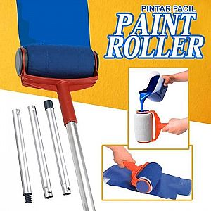 Roll Cat Pintar Facil Smart Paint Roller Cat Dinding Cat Tembok Kuas Roll Cat Dinding Murah (1 Kg)