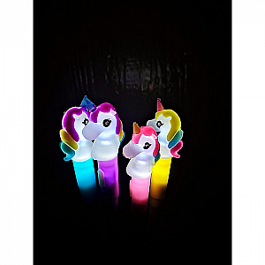 Pulpen LED Little Pony Pulpen Kuda Poni Pulpen Little Pony Pulpen Lampu Pulpen Gel Murah (20gr)
