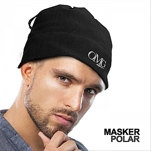 Kupluk OMG Masker Polar 3in1 OMG Mask Balaclava Slayer Scarf Motor Outdoor Kupluk 3in1 Grosir Masker