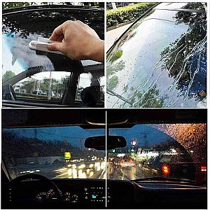 Aquapel Windshield Wiper Lap Anti Hujan Anti Embun Kaca Mobil Rain Repellent Windshield #OMRSIUWH
