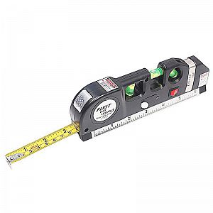 METERAN LASER Penggaris Laser Waterpass 250cm Measuring Tape Laser Ruler Horizontal Verti #OMOT8WBK